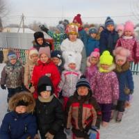 День снега в ДОУ. Фотоотчет
