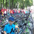 Фотоотчет об акции «Велосипед детям»
