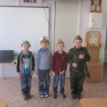 Итоговое мероприятие в подготовительной группе «Дети войны»