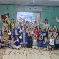 Краткосрочный познавательный проект «День народного единства» для детей 5–6 лет