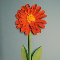 Мастер-класс «Объемная открытка ко Дню матери»