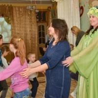Детско-родительское собрание «Весна— Красна» во второй младшей группе