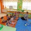 Конспект занятия в рамках проекта «Использование здоровьесберегающих технологий в детском саду»