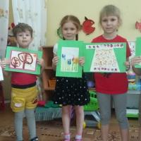 Фотоотчет о реализации проекта по изобразительной деятельности на тему «Нетрадиционные техники рисования»
