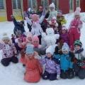 День Снеговика (фотоотчет)