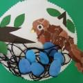 Мастер-класс «Птичка в гнездышке»