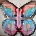 НОД по художественному творчеству в технике монотипии «Бабочки»