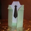 Мастер-класс «Подарок на 23 февраля»