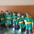 Мастер-класс по лепке «Пограничников отряд» (подготовительная группа)