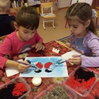 Фотоотчет о выставке детских работ «Пернатые друзья глазами детей!»