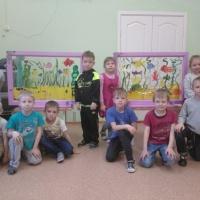 Конспект НОД по рисованию на стеклянном мольберте в подготовительной к школе группе «Аквариум с рыбками»