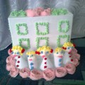 Торт «Наш любимый детский сад»