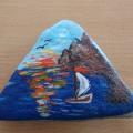 Мастер-класс по росписи камней «Морские камешки»