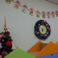 Мастер-класс по декору «Новогодние часы»