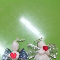 Мастер-класс «Ангелочек» из ниток