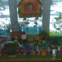 Фотоотчет об огороде на подоконнике «Добро пожаловать в наш огород!»