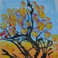 «Осень» Мастер-класс по нетрадиционным техникам рисования
