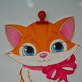 Конспект занятия по рисованию в старшей группе «День рождения у кошки Мурки»