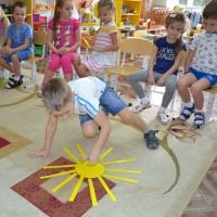 Фотоотчет «Коммуникативные игры в старшем дошкольном возрасте»