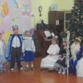 Новогоднее театрализованное представление «Царевна Льдинка» для детей подготовительной группы (часть 1)