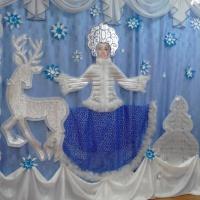 Сценарий музыкально-спортивного праздника «Волшебница-Зима» для детей средней, старшей и подготовительной групп