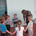 Открытое комплексное занятие в младшей группе по сказке «Курочка Ряба»