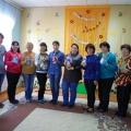 Фотоотчет о мастер-классе для педагогов «Русская тряпичная кукла своими руками»