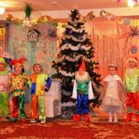 Фотоотчет «Золушка на новогоднем балу»