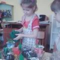 Экологический проект «Дошколята защитники природы» (фото отчет) Изготовление лэпбука.