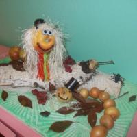 «Дары осени». Фотоотчет о выставке поделок из овощей и фруктов