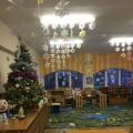 Оформление группы к новогодним праздникам. Совместная деятельность педагогов, детей, родителей