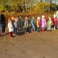Целевая прогулка в осенний лес (средняя группа)