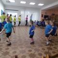 Физкультурный досуг в средней группе «Мой веселый звонкий мяч»