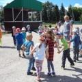 Фотоотчет «Открытие детской спортивной площадки»