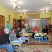 Мастер-класс для родителей детей-инвалидов дошкольного возраста «Рисуем мамин портрет»