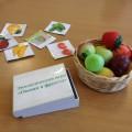 Экологическая игра «Овощи— фрукты»