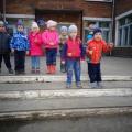 Фотоотчет «Экскурсия по территории детского сада во второй младшей группе»