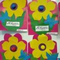 Фотоотчёт по изготовлению поздравительных открыток в подготовительной группе «8 Марта-женский день!»