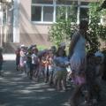 Досуг «Прогулка в лес» для детей 3–4 лет в адаптационный период
