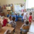 Творческий проект «В гостях у сказок и стихов А. С. Пушкина» для детей старшего дошкольного возраста.