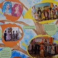 Стенгазета к юбилею детского сада «Волшебный мир детства»