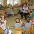 Интегрированное занятие по развитию речи и художественно-эстетическому развитию в младшей группе
