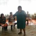 Мастер-класс для педагогов «торцевание».
