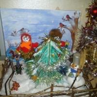 Фотоотчет о конкурсе «Зимняя сказка»