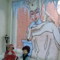 Украшение группы по сказке «Снежная королева»