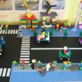 Улицы нашего города из лего-конструктора (фотоотчет)