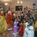 Фотоотчёт о проведении новогоднего утренника во второй младшей группе