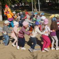 Игровая программа «Путешествие в Сказкоград» для детей 5–6 лет