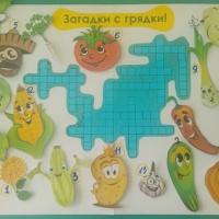 «Овощной переполох». Фотоотчет об участии в конкурсе