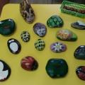 Мастер-класс для родителей по теме «Роспись камней»